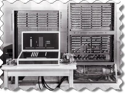 Первый двоичный компьютер Z3