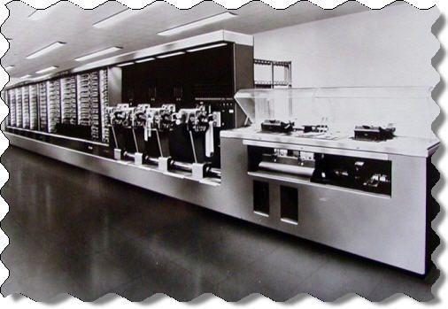 Программируемый компьютер Марк-1