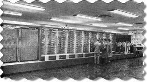Первый компьютер mark1