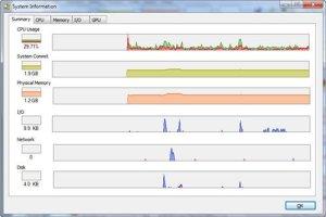 монитор ресурсов process explorer