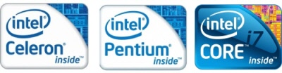 Процессоры Intel Celeron, Pentium и Core