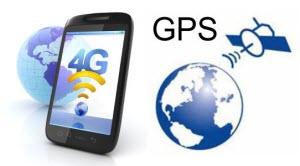 3g, 4g и GPS