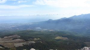 Вид с Эклизи-Бурун