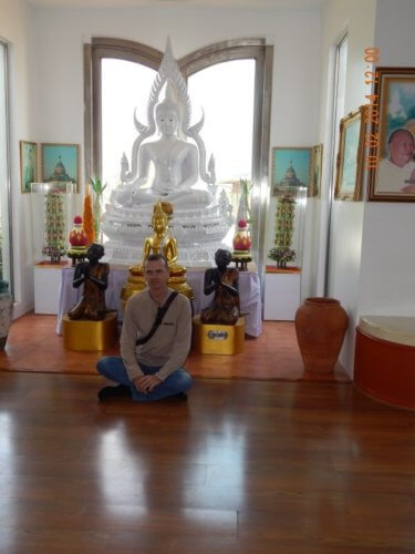 Сижу в храме :)