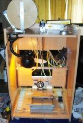 Готовый 3D принтер своими руками