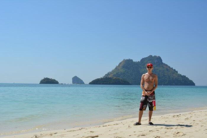 Я на островах