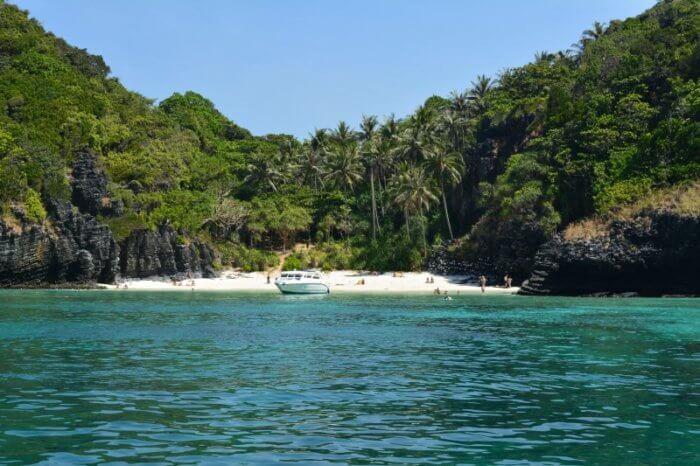Тихая гавань в Тайланде