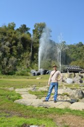 Гейзер в Тайланде
