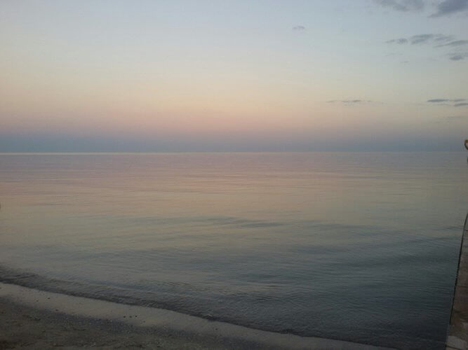 море в Коблево